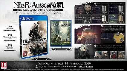 NieR Automata - Game Of The YoRHa Edición: Amazon.es: Videojuegos