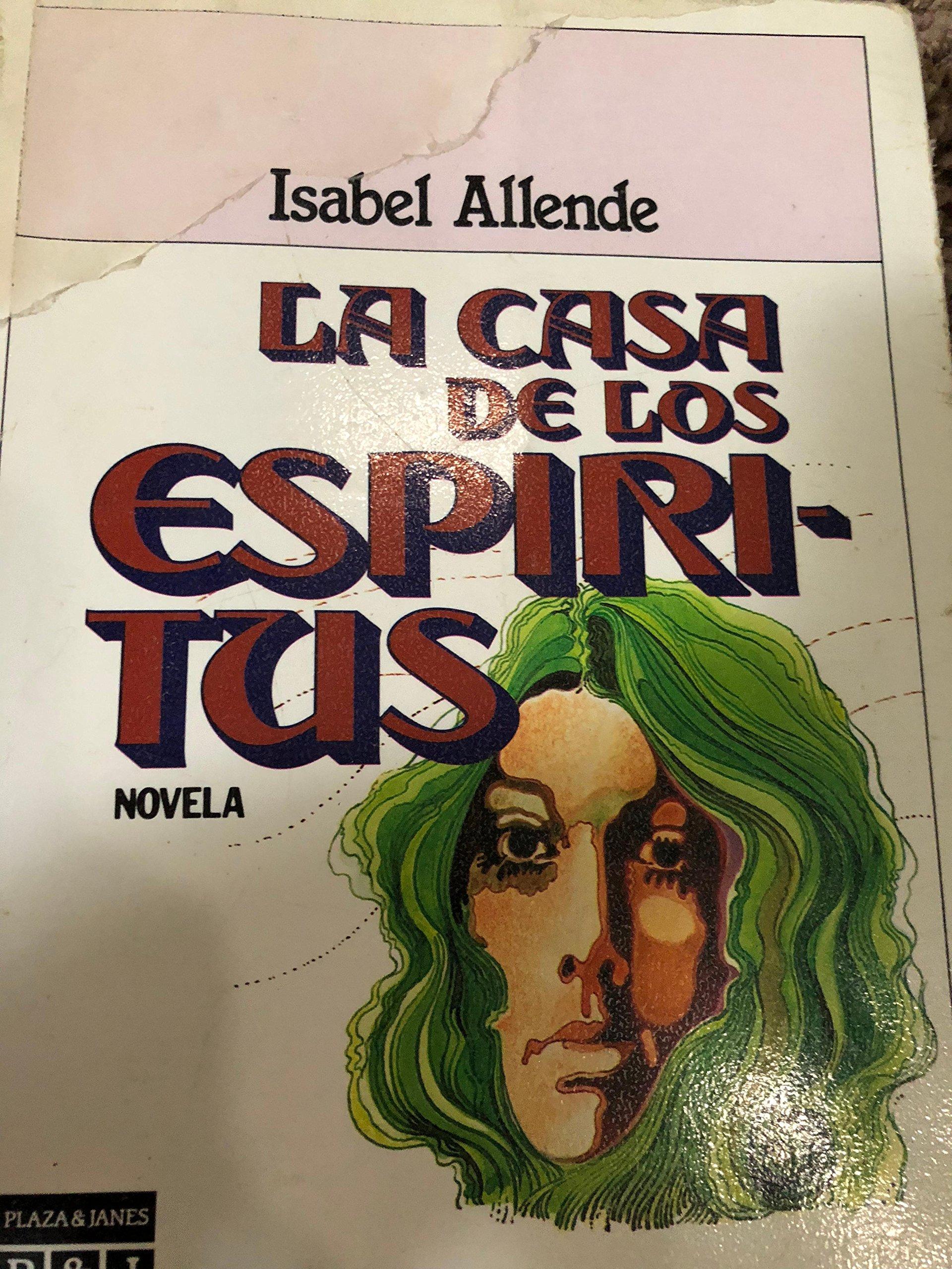 La casa de los espiritus (Literaria): Amazon.es: Isabel ...