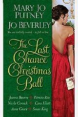 The Last Chance Christmas Ball Kindle Edition