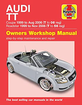audi tt 2007 completeworkshop service manual