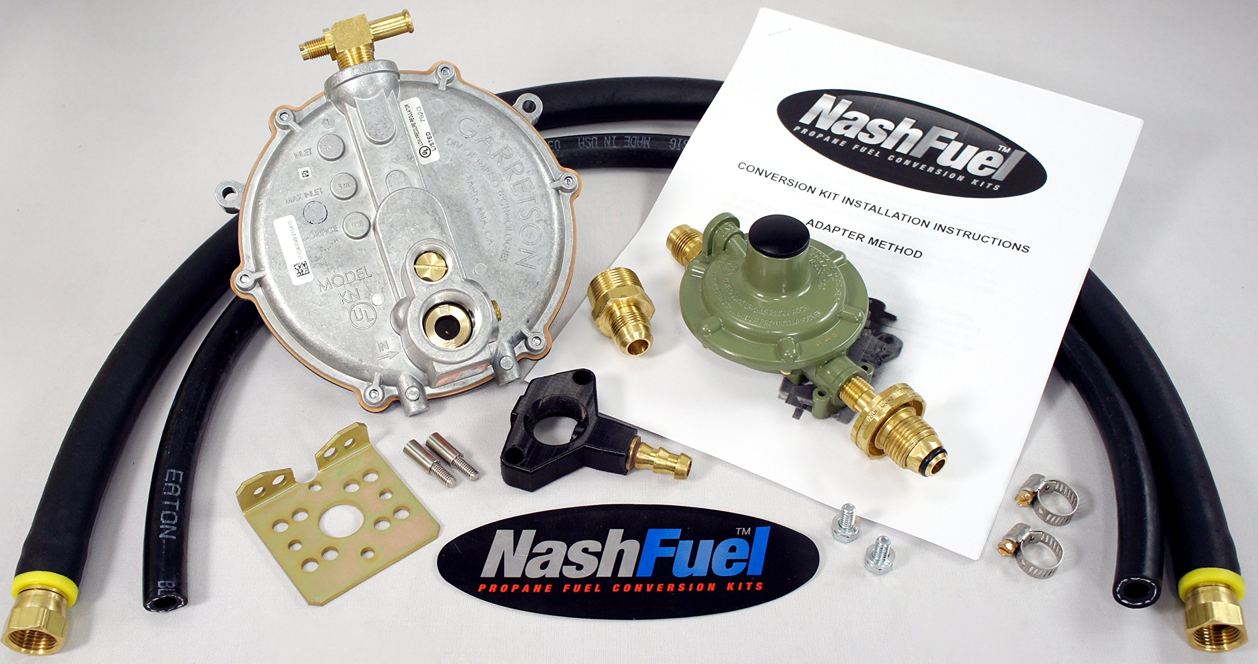 Predator 68530 8750w Propane/Natural Gas Tri-Fuel Conversion Kit by Nashfuel