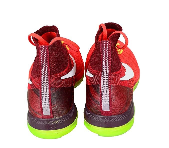 Nike 845361-616, Chaussures de Trail Femme, Orange (Bright Crimson/White/Team Red/Volt), 36.5 EU