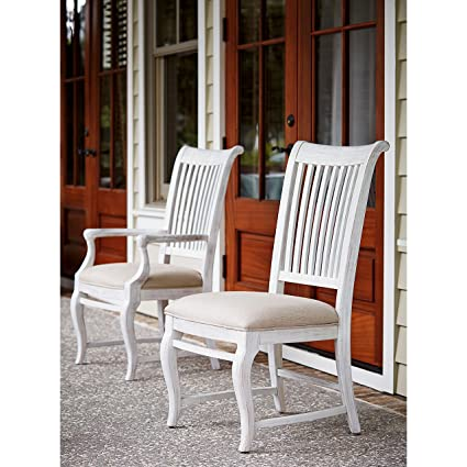Enjoyable Amazon Com Paula Deen Dogwood Dining Chair Chairs Caraccident5 Cool Chair Designs And Ideas Caraccident5Info