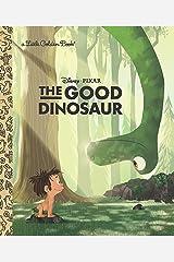 The Good Dinosaur Little Golden Book (Disney/Pixar The Good Dinosaur) Kindle Edition