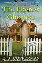 The Hostess with the Ghostess: A Haunted Guesthouse Mystery Kindle Edition