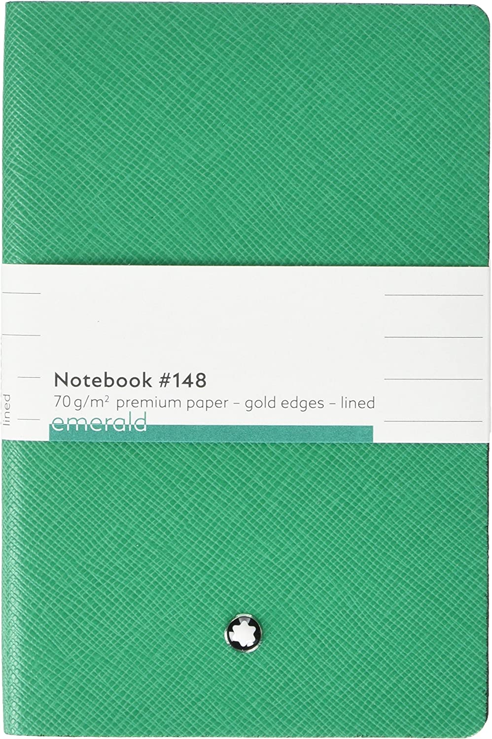 Montblanc Notebook 117866 Super special price Fine Stationery E Emerald High quality – #148 Green