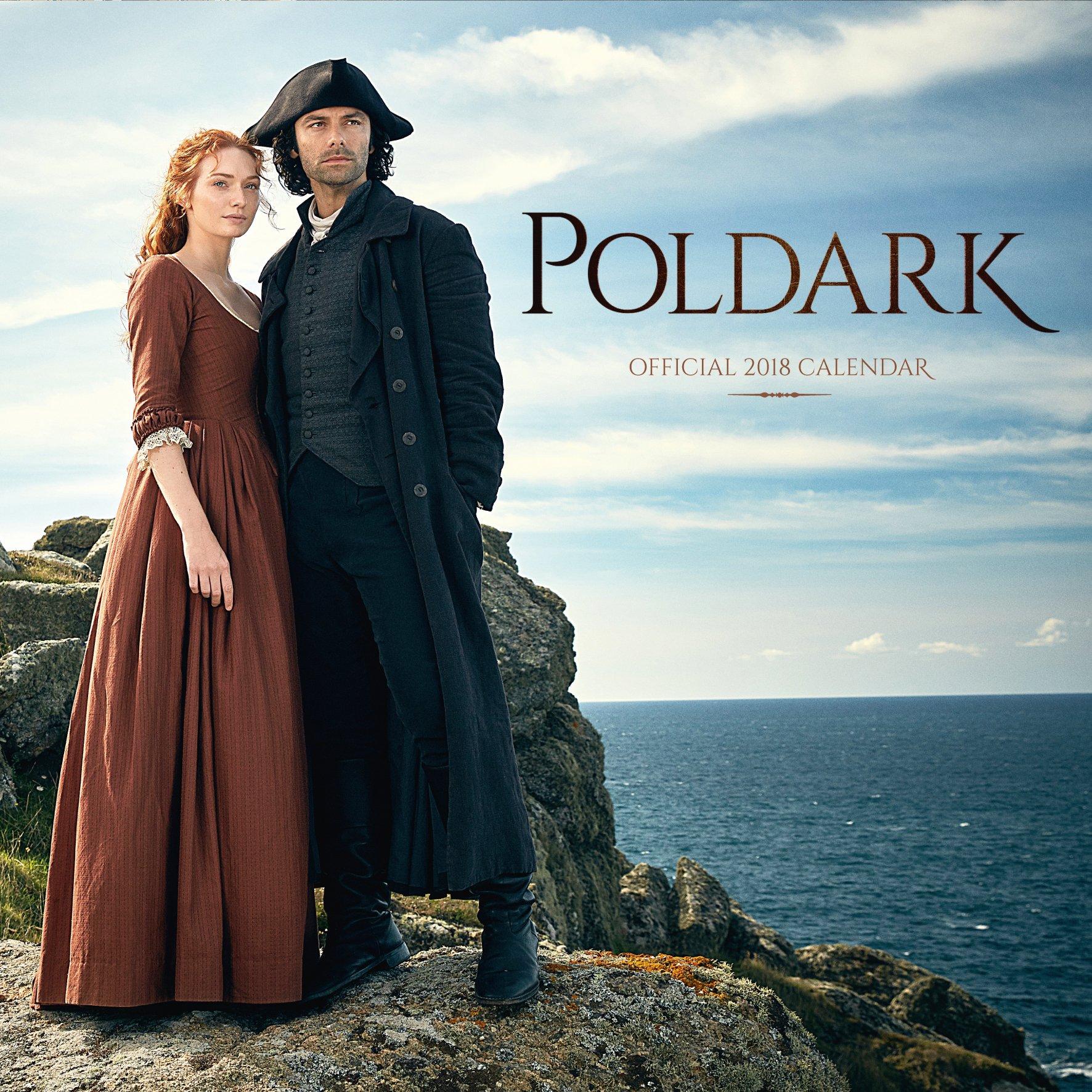 Poldark Calendar 2018 A3