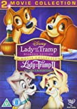 Lady & the Tramp and Lady and the Tramp2 [DVD]