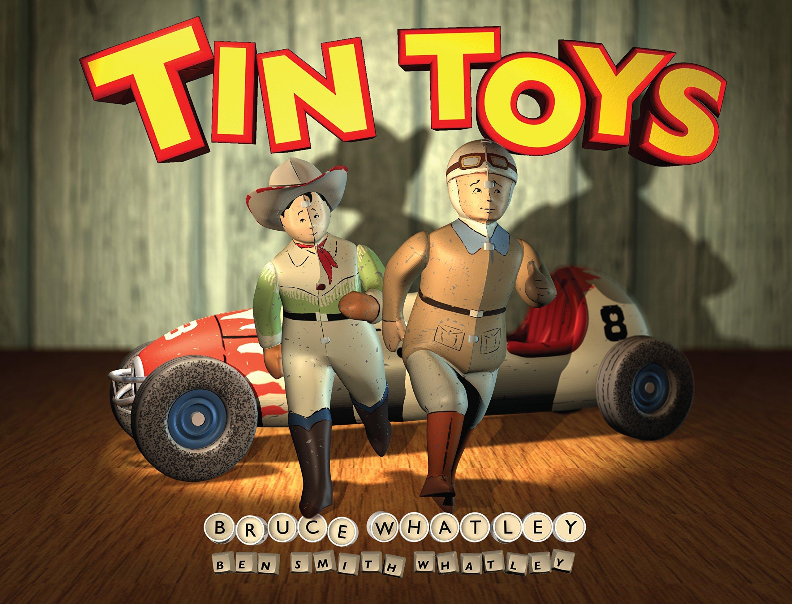 Download Tin Toys pdf