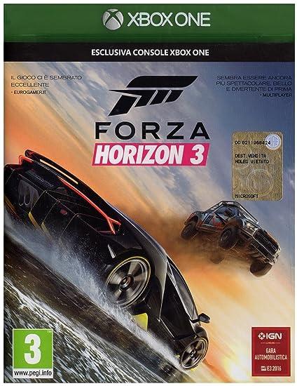 Xbox One Forza Horizon 3 41bf2476877