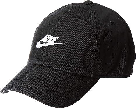 Nike U NSW H86 Cap Futura Washed Gorra, Unisex Adulto: Amazon.es ...