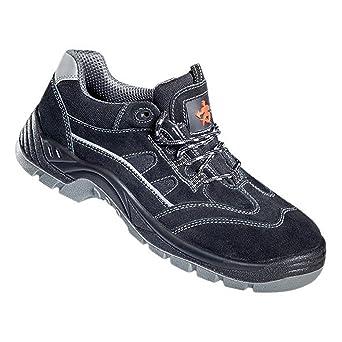 De seguridad zapatos de seguridad Hugo 8724 industrial S1P zapatos BGR191 colour negro, Negro,