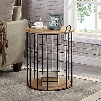 Cool Amazon Com Firstime Co 70098 Arborfield Basket Storage Machost Co Dining Chair Design Ideas Machostcouk