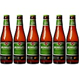 Mongozo Pilsner Beer, 6 x 330 ml