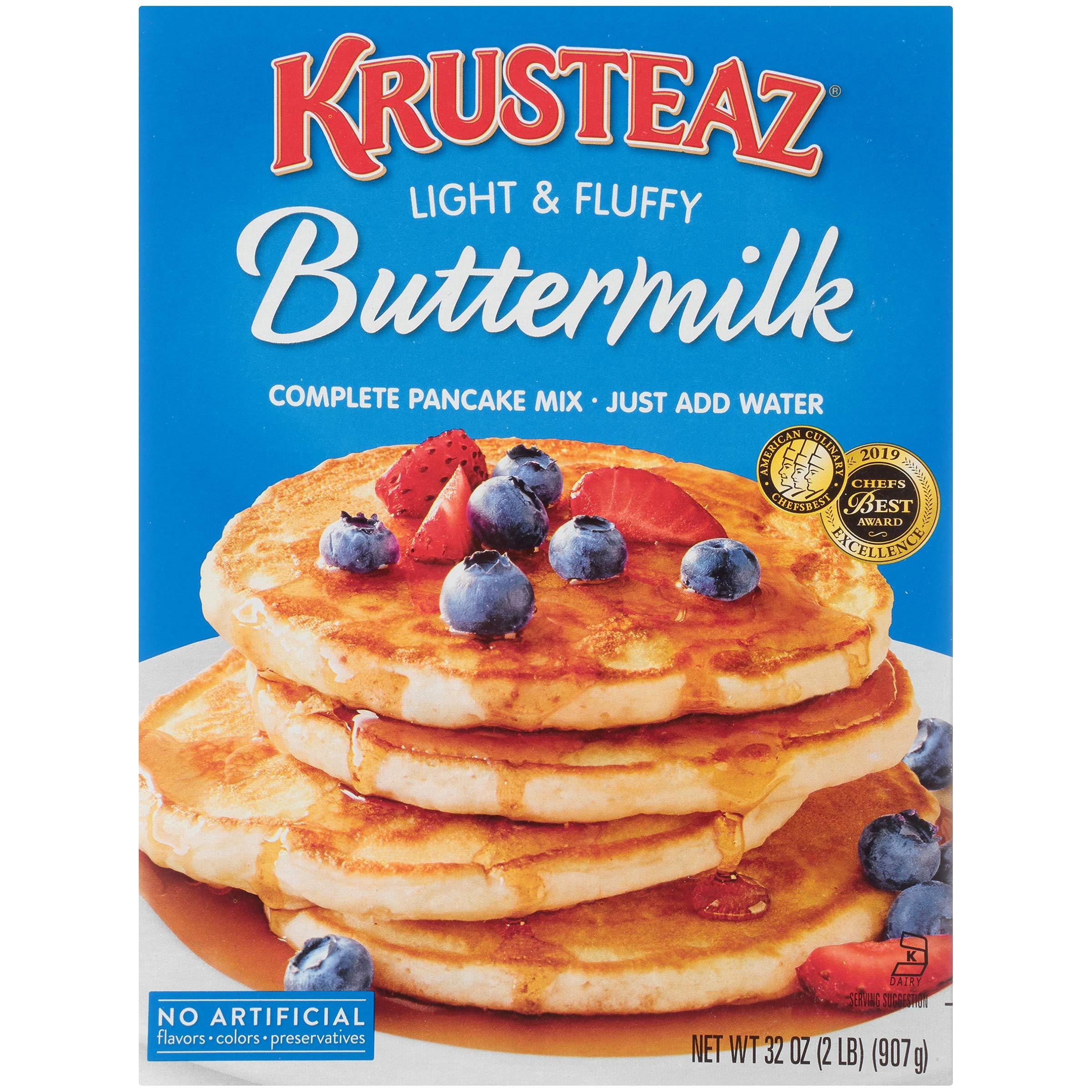 KRUSTEAZ Buttermilk Complete Pancake Mix