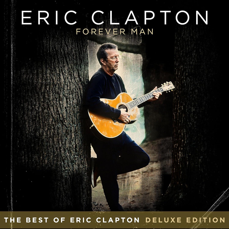 eric clapton forever man 3cd music