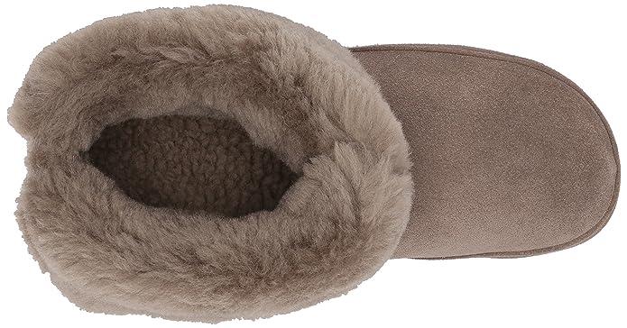 Fitflop Mujer Mukluk Shorty Botines, Color Beige, Talla 42 EU: Amazon.es: Zapatos y complementos