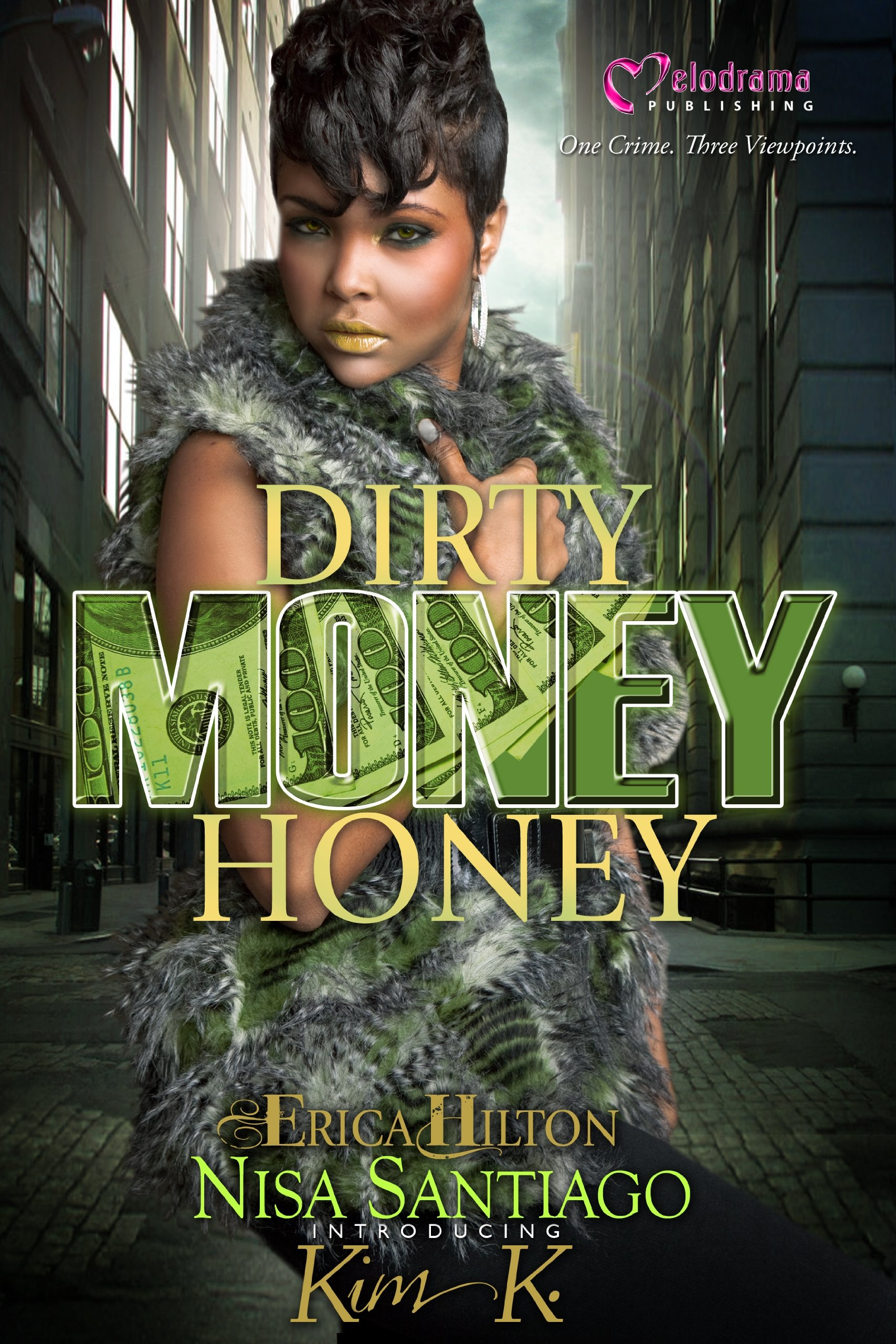 Dirty Money Honey pdf