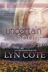 Uncertain Spring: Clean Romance Mystery (Northern Shore Intrigue Book 5) Kindle Edition