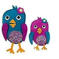 American Girl Crafts Sew and Stuff Kit, Birdies