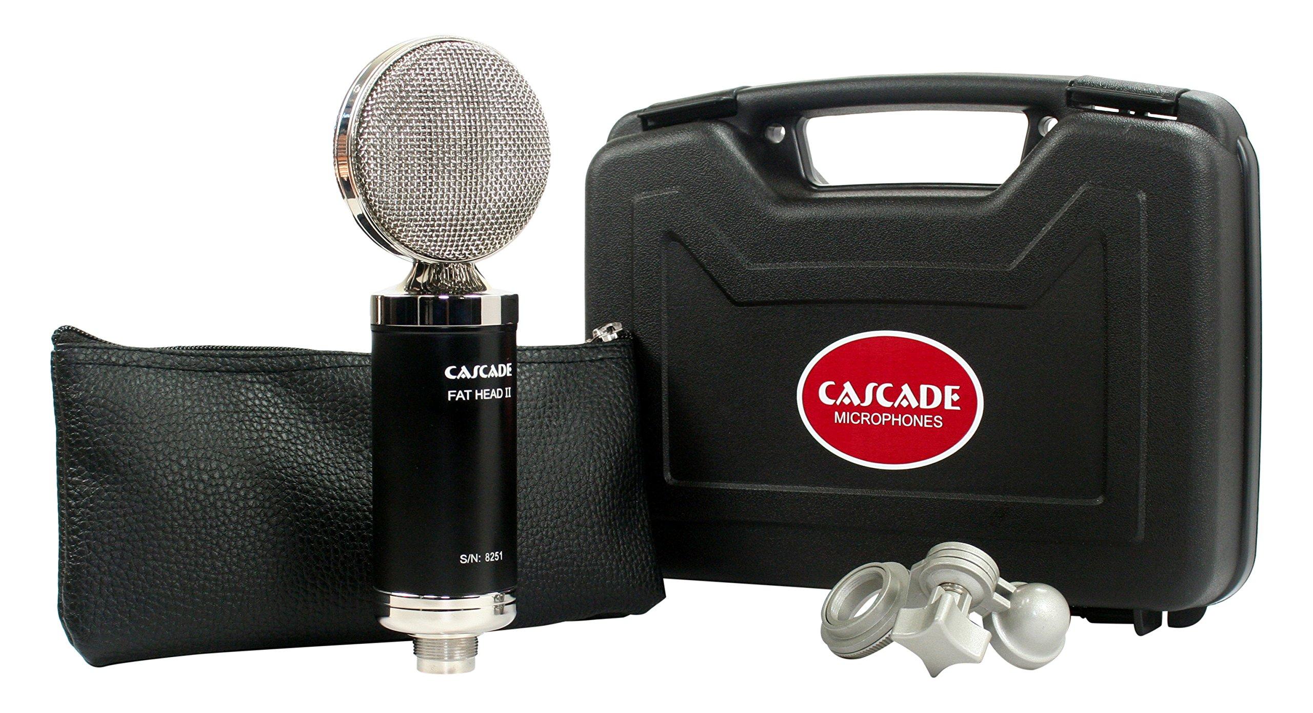 Cascade Microphones 99-BL-A Ribbon Microphone