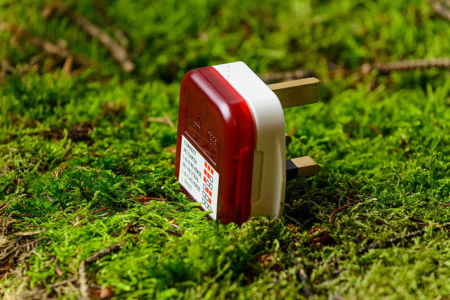 Uk Mains Earth Present Tester Electronics Wiring Outdoor Sockets