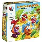 MB jeux - Jeu de société pour enfant - Famille de Monsieur Patate