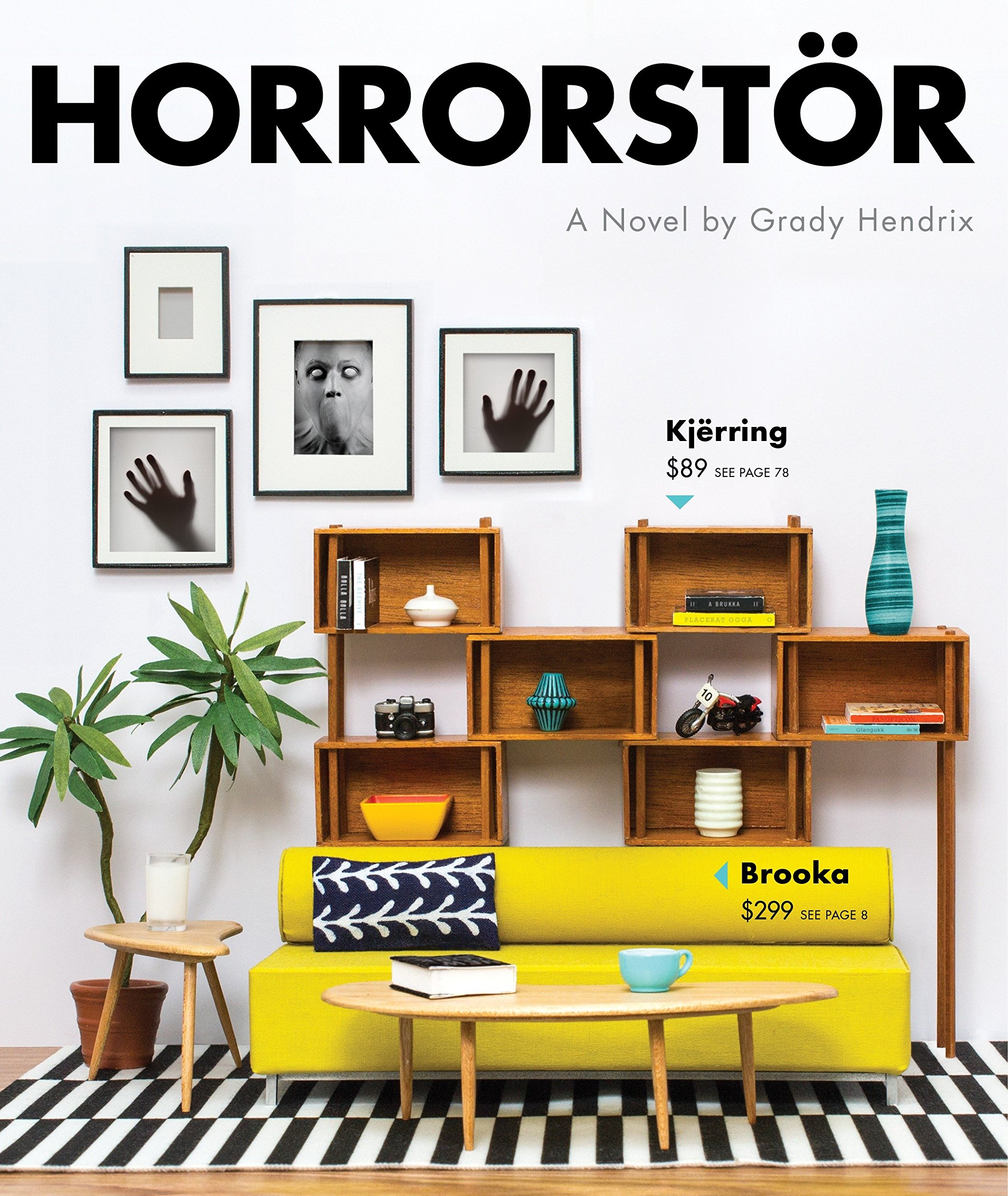 Image result for horrorstor cover