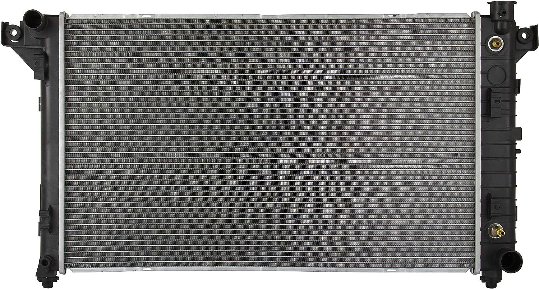 Spectra Premium CU1552 Complete Radiator for Dodge RAM