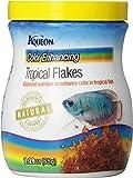 Aqueon Tropical Color Enhancing Flakes
