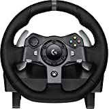 Logitech G920 UK Plug Driving Force Racing Wheel [Importación Inglesa]