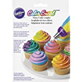 Wilton 411-1992 ColorSwirl 3 Color Coupler