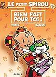 Le Petit Spirou, tome 14 : Bien fait pour toi !