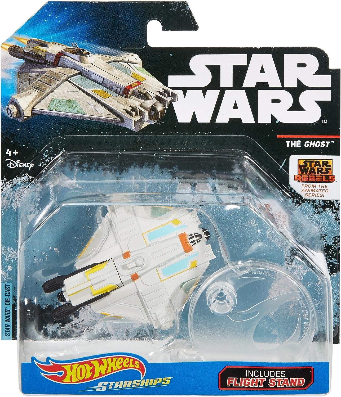 Rebels Hot Wheels Star Wars Rogue One Starship Vehicle Ghost