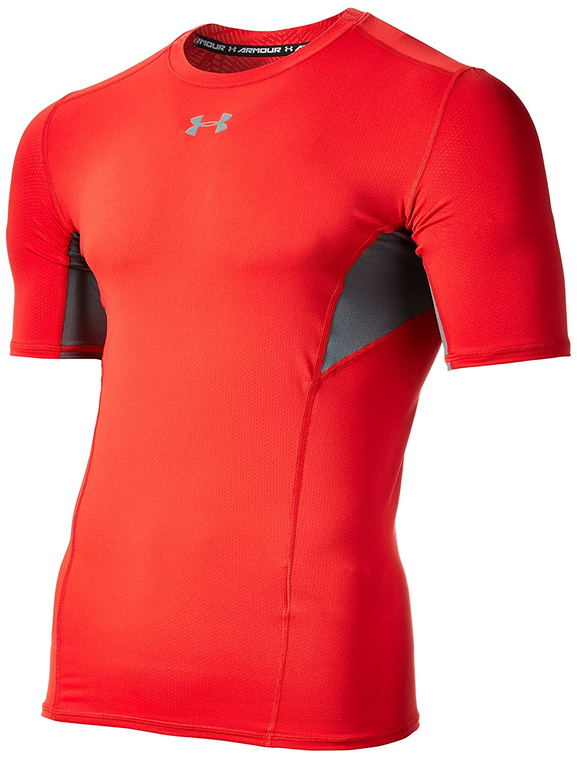Under Armour Mens CoolSwitch Short Sleeve Compression Shirt