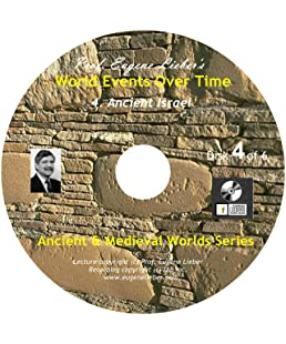 Ancient & Medieval Worlds Series: Ancient Israel; World Events Over Time Collection