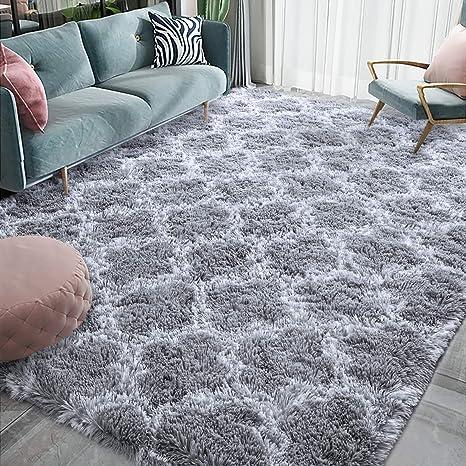 Homore Fluffy Bedroom Rug
