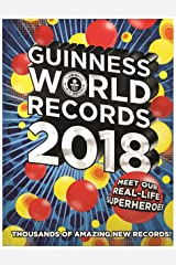 Guinness World Records 2018 Hardcover