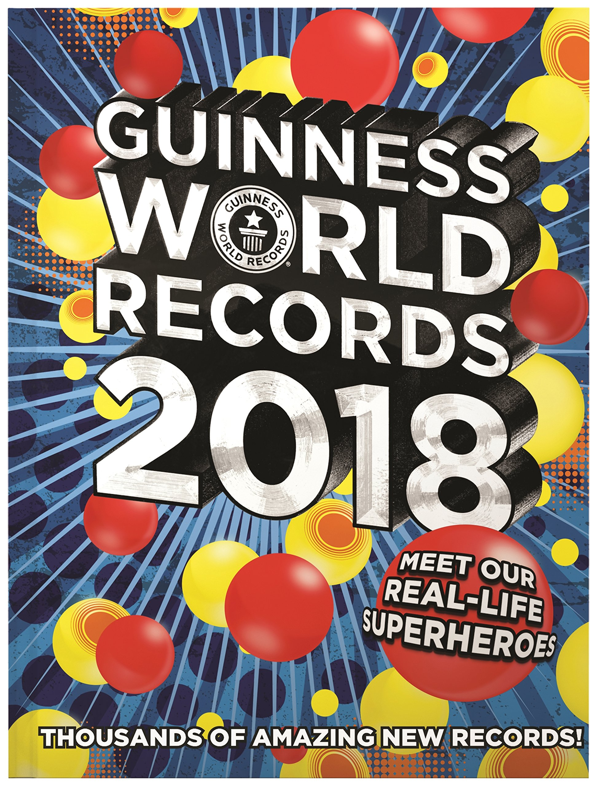 amazon guinness world records 2018 guinness world records