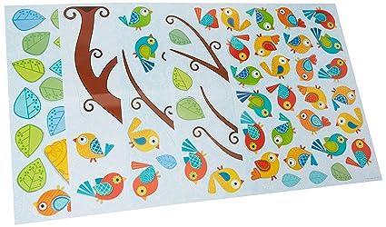 Amazon Com Carson Dellosa Boho Birds Bulletin Board Set 110202