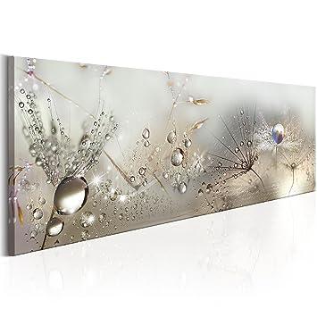 Bild pusteblume leinwand fabulous leinwand bild bilder for Deko wandbilder
