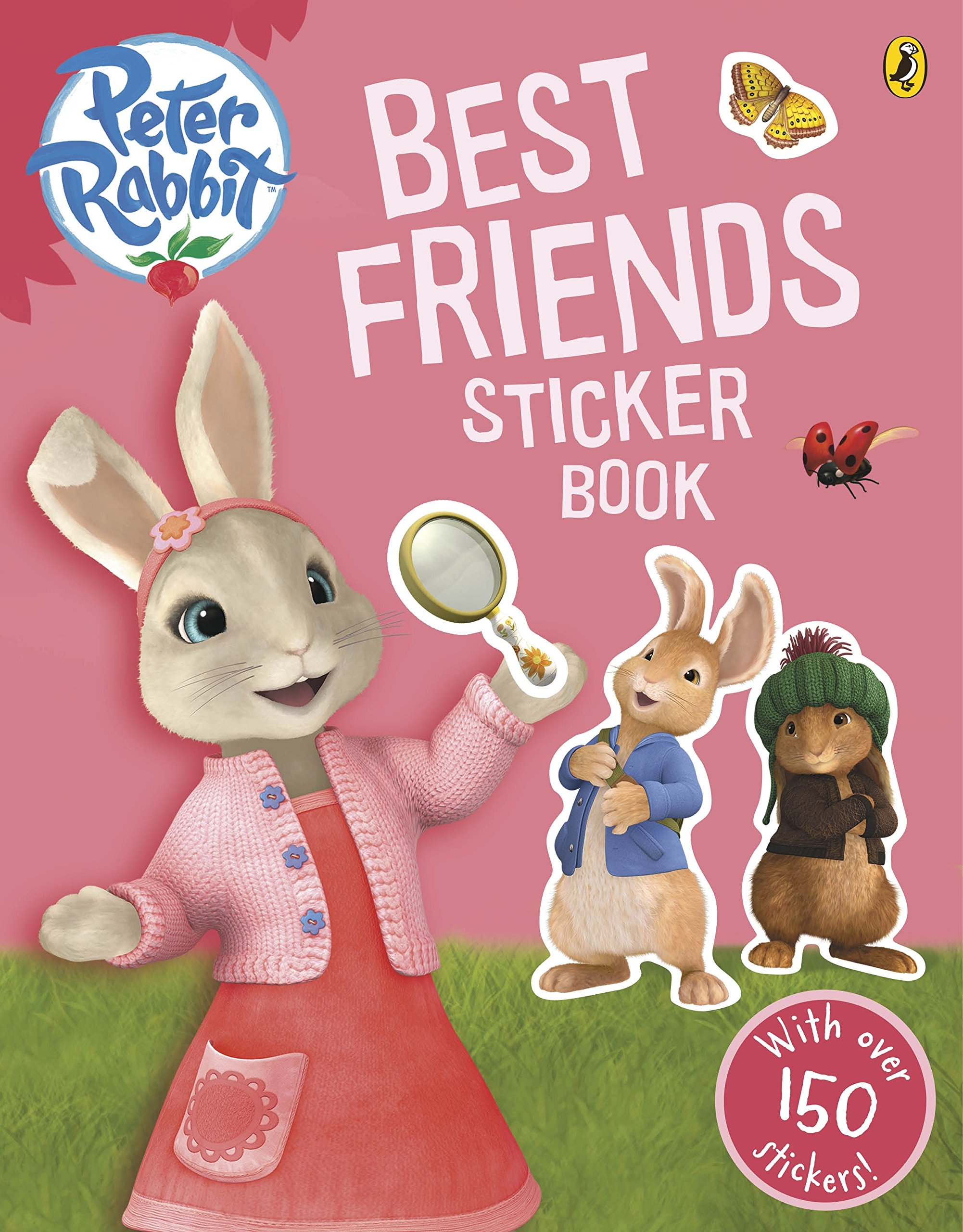 Read Online Peter Rabbit Animation: Best Friends Sticker Book pdf