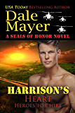 Harrison's Heart (Heroes for Hire Book 7)