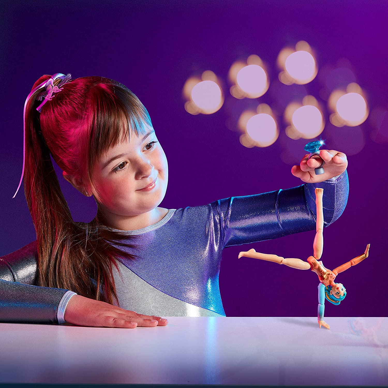 Team GEM Magic SALDO gemnast Bambola bellissima NUOVA