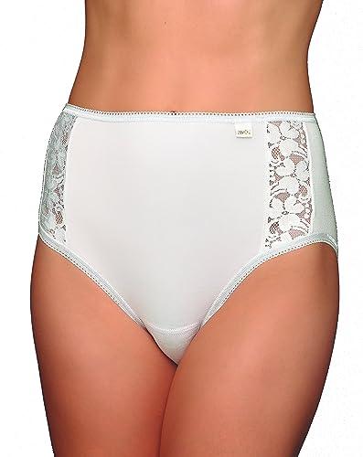 Braguita Avet 100% algodón con puntillas laterales 3201