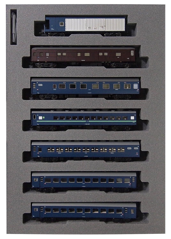 KATO Nゲージ 10系夜行急行「だいせん」 7両基本セット 10-1449 鉄道模型 客車 B074M7K6B2