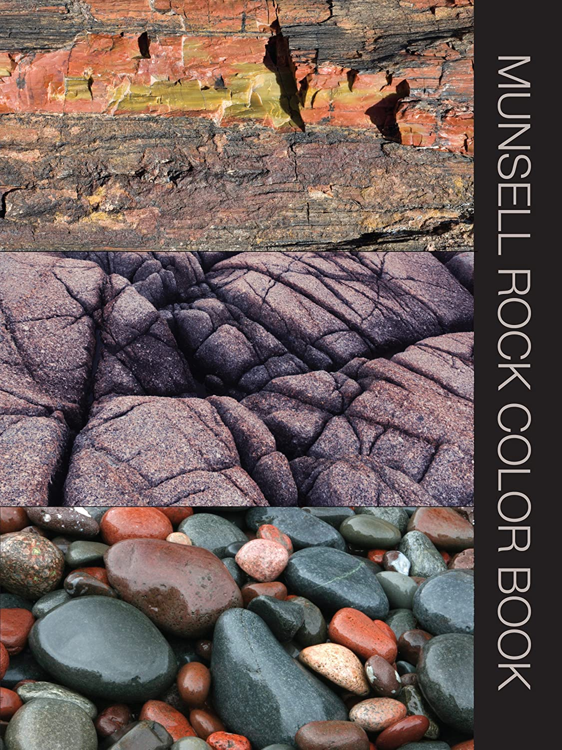 Amazon.com: X-Rite Munsell, Rock Book of Color (M50315B): Home ...