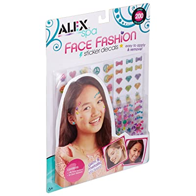 ALEX Fashion Sticker Decals: Toys & Games