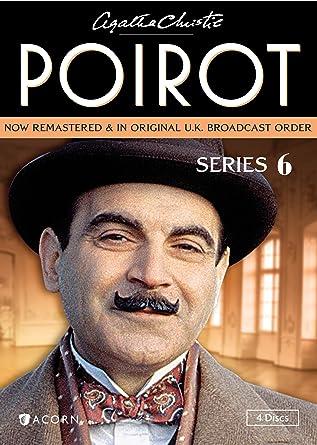 agatha christie poirot  : Agatha Christie's Poirot, Series 6: David Suchet, Hugh ...