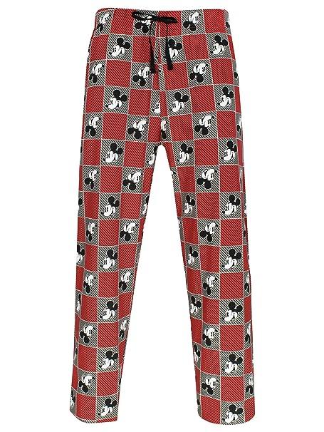 Disney Mickey Mouse pantalones de pijama para Hombre Mickey Mouse - Small